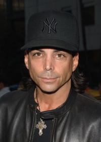 Richard Grieco at the premiere of