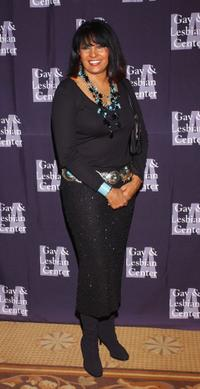 Pam Grier at the L.A. Gay and Lesbian Center's 33rd Aniversary and Auction at the Westin Century Plaza Hotel.