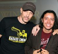 Jonathan Gries and Efren Ramirez at the SAMSUNG blast Fresh Films Youth Fest 2007 during the AFI FEST 2007.