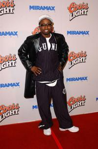 Eddie Griffin at the Los Angeles premiere of