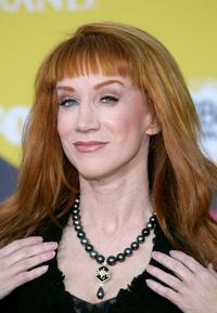 Kathy Griffin at the 2006 Billboard Music Awards.