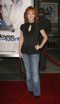 Kathy Griffin at the premiere of