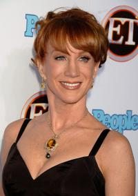 Kathy Griffin at the 11th Annual Entertainment Tonight Party.