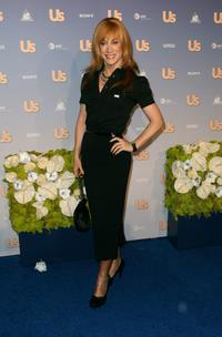 Kathy Griffin at the Us Weekly Hot Hollywood Party.
