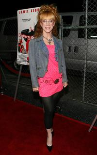 Kathy Griffin at the after party for the premiere of
