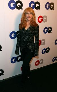 Kathy Griffin at the GQ 2007 Men Of The Year celebration.