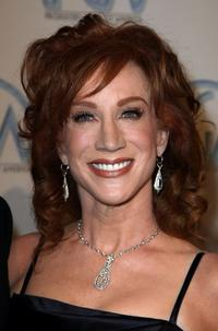 Kathy Griffin at the 19th annual Producers Guild Awards.