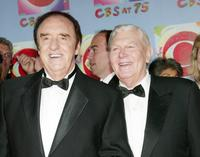 Jim Nabors and Andy Griffith at the