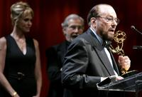 Melanie Griffith, James Lipton and Mark Rydell at the 34th Annual Daytime Creative Arts and Entertainment Emmy Awards.