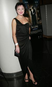 Caroline O'Connor at the New York premiere of