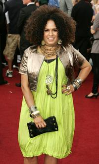 Christine Anu at the 2007 ARIA Awards.
