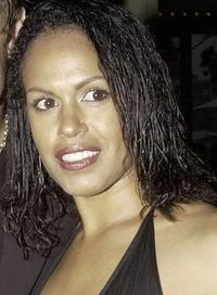 Christine Anu at the premiere of