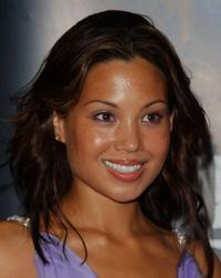 Natalie Mendoza at the UK premiere of