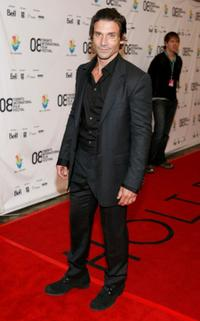Frank Grillo at the premiere of