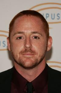 Scott Grimes at the Lupus LA Love, Light, And Laughter Gala.