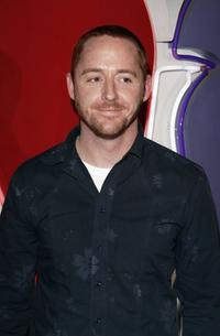 Scott Grimes at the NBC TCA Party.