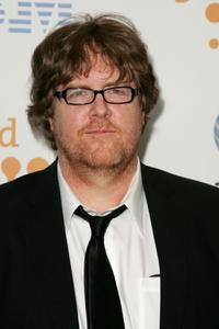 Steve Agee at the 19th Annual GLAAD Media Awards.