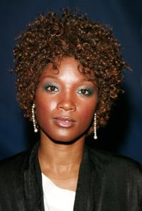 Yolonda Ross at the 8th Annual NARAS Heroes Award Gala.