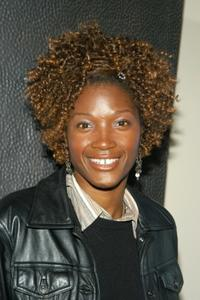 Yolonda Ross at the after party of the New York screening of