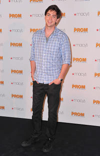 Nicholas Braun at the Disney's Cast Of