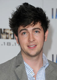 Nicholas Braun at the California premiere of
