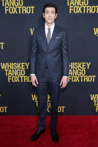 Nicholas Braun at the New York premiere of