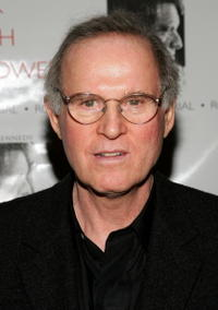 Charles Grodin at the Speak Truth to Power Memorial Benefit Gala at Pier Sixty.