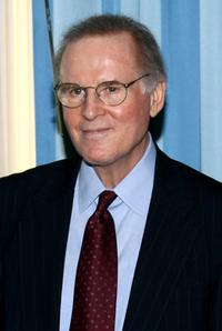 Charles Grodin at the 2008 Children's Health Fund Annual Gala.