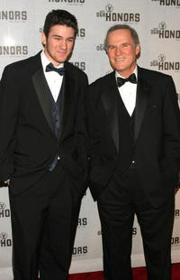 Charles Grodin and his son Nick at the 5th Annual Directors Guild Of America Honors at the Waldorf Astoria Hotel.