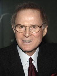 Charles Grodin at the party to celebrate his publication of