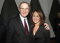 Charles Grodin and Rosanna Scotto at the party to celebrate his publication of his book