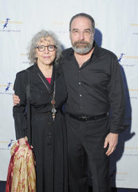 Kathryn Grody and Mandy Patinkin at the 2013 National Dance Institute Gala's