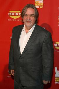 Matt Groening at the Spike TVs 2007 Video Game Awards.