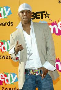Lil' Zane at the 2005 BET Comedy Icon Awards.