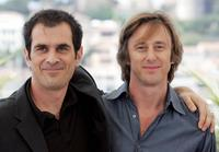 Ty Burrell and Jack Weber at the photocall of