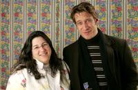 Stacy Codikow and Robert Gant at the 2005 Sundance Film Festival.
