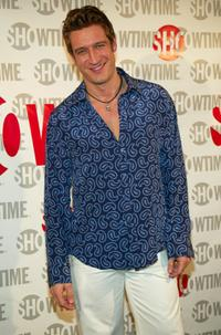 Robert Gant at the fourth season premiere of
