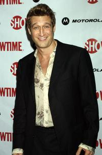 Robert Gant at the premiere of the fourth season of