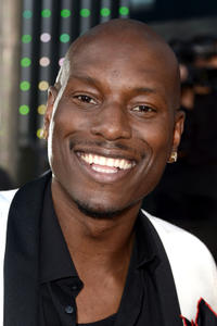 Tyrese Gibson at the California premiere of