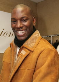 Tyrese Gibson at the Sundance Film Festival.