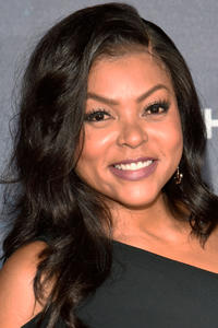 Taraji P. Henson at the 2020 Breakthrough Prize Red Carpet in Mountain View, California.