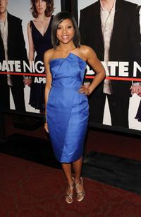 Taraji P. Henson at the New York premiere of