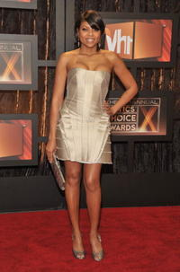 Taraji P. Henson at the VH1's 14th Annual Critics' Choice Awards.