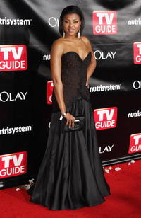 Taraji P. Henson at the TV Guide's Sixth Annual Emmy Awards After Party.