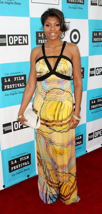 Taraji P. Henson at the 2008 Los Angeles Film Festival Awards Ceremony