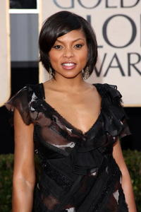 Taraji P. Henson at the 66th Annual Golden Globe Awards.