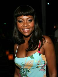 Taraji P. Henson at the afterparty of the Los Angeles premiere of