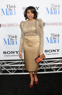 Taraji P. Henson at the California premiere of