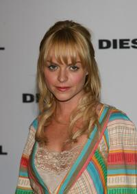 Taryn Manning at the Opening of the Melrose Place Diesel Store.