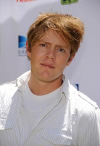 Kris Marshall at the Westfield Hollywood Ashes Australia vs Britain Celebrity Cricket Match.